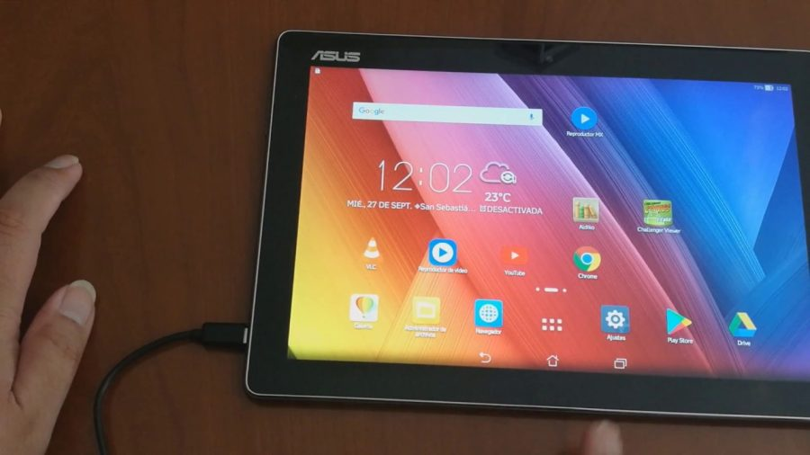 Asus T100 Foro 1