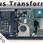 Asus Tp300L Disassembly 5