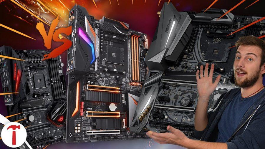 Asus Tuf X470 Plus Gaming Vs Msi X470 Gaming Pro 1