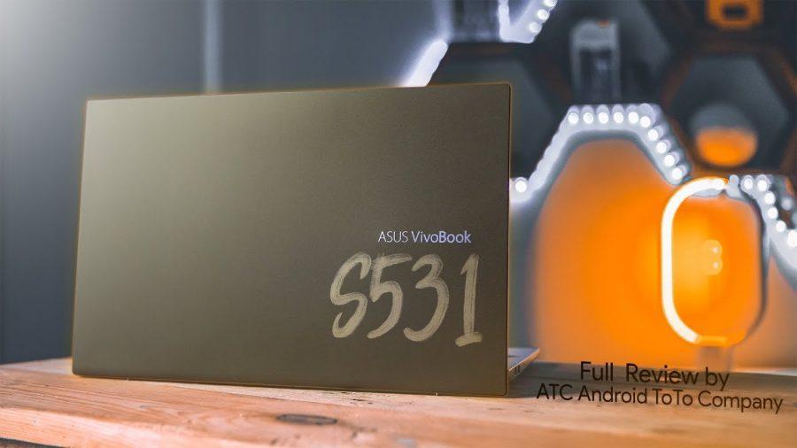Asus Vivobook S530Fa 1