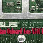 Asus X54C Ram Slots 4