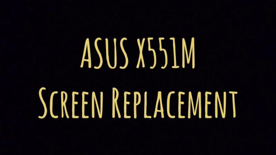 Asus X551Ma Drivers 1