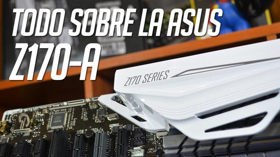 Asus Z170 Pro Gaming Vs Asus Z170 Pro Gaming Aura 1