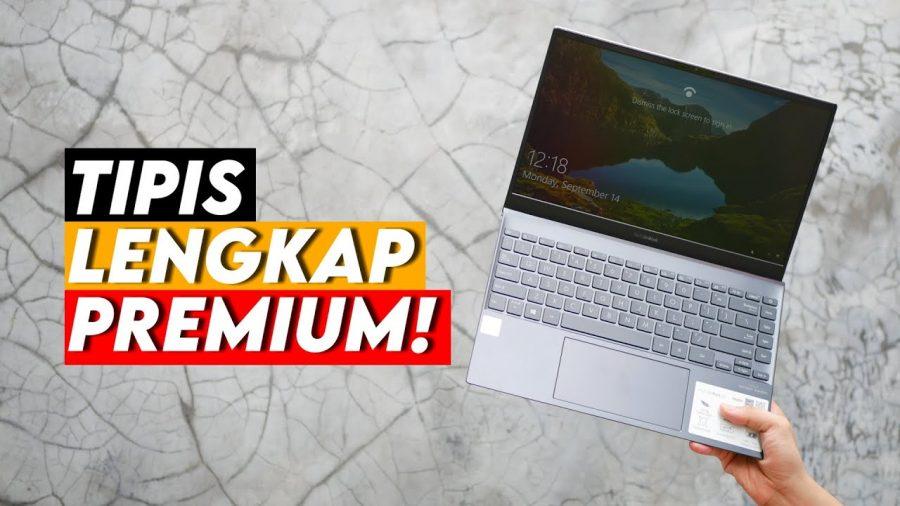 Asus Zenbook Intel Core I7 1