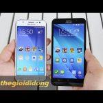 Asus Zenfone 2 Vs Samsung J5 3