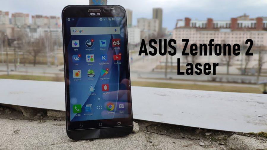 Asus Zenfone Laser 2 Ze500Kl 1