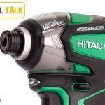 Atornillador Hitachi 18V 2