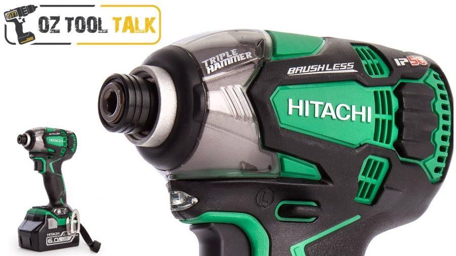 Atornillador Hitachi 18V 1