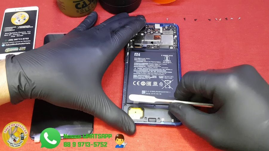 Bateria Bm46 Xiaomi 1