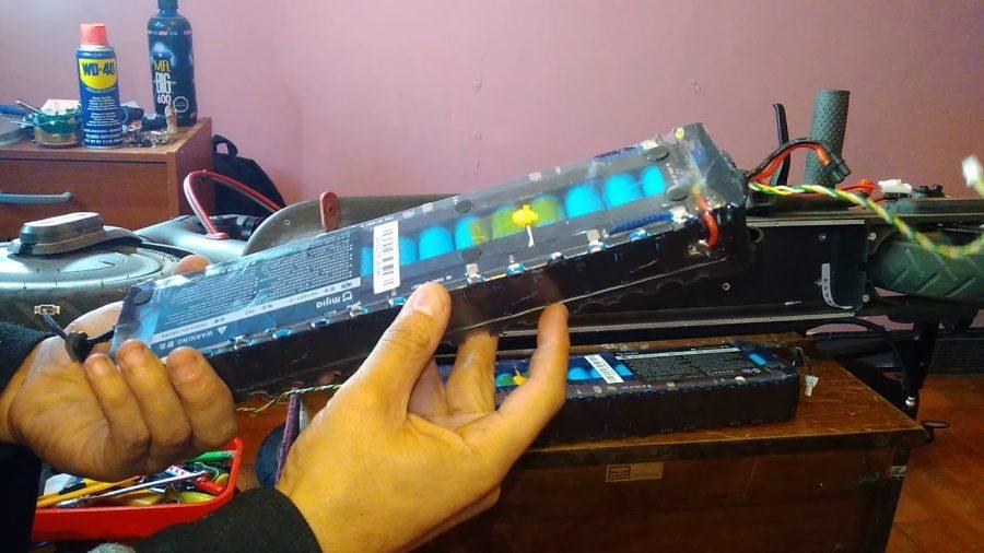 Bateria Patinete Electrico Xiaomi 1