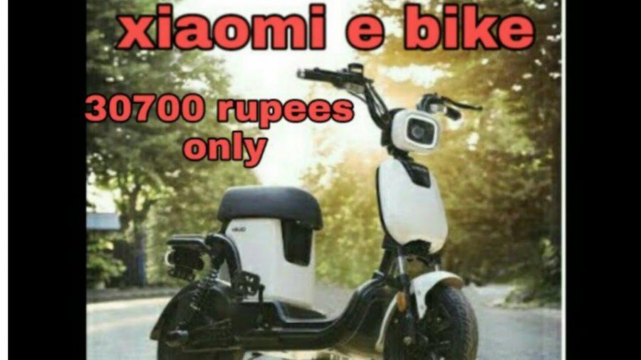 Bicicleta Electrica Xiaomi Himo T1 Comprar 1
