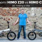 Bicicleta Xiaomi Himo C20 3