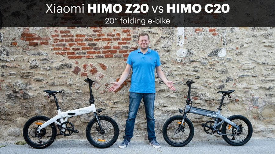 Bicicleta Xiaomi Himo C20 1