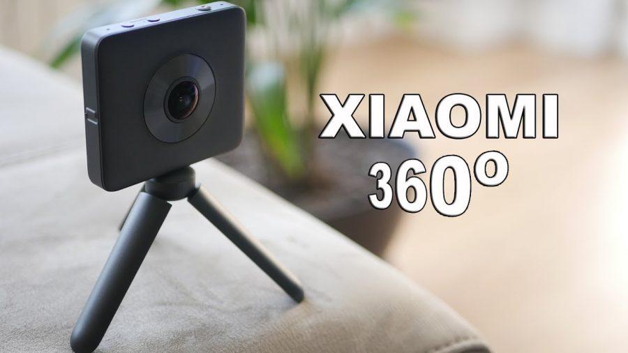 Cámara Deportiva Xiaomi Mi 4K 1