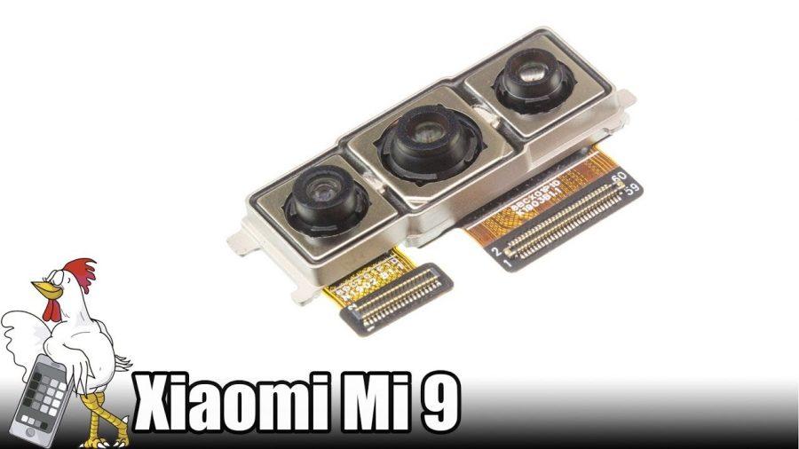 Cambiar Cristal Camara Xiaomi Mi A2 Lite 1