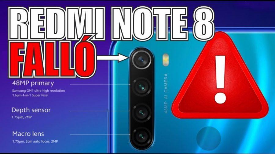 Cambiar Cristal Camara Xiaomi Redmi Note 7 1