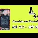 Cambiar Pantalla Xiaomi Mi A2 Lite 3