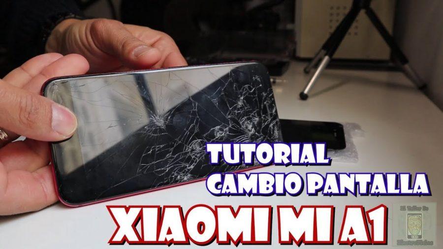 Cambiar Pantalla Xiaomi Mi A3 1