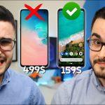 Cambiar Pantalla Xiaomi Redmi 5 Plus Madrid 2