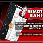 Codigo De Mando Universal Para Tv Td Systems 3