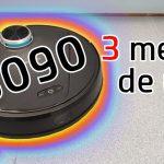 Comparativa Conga 3090 Xiaomi Vacuum 2 3