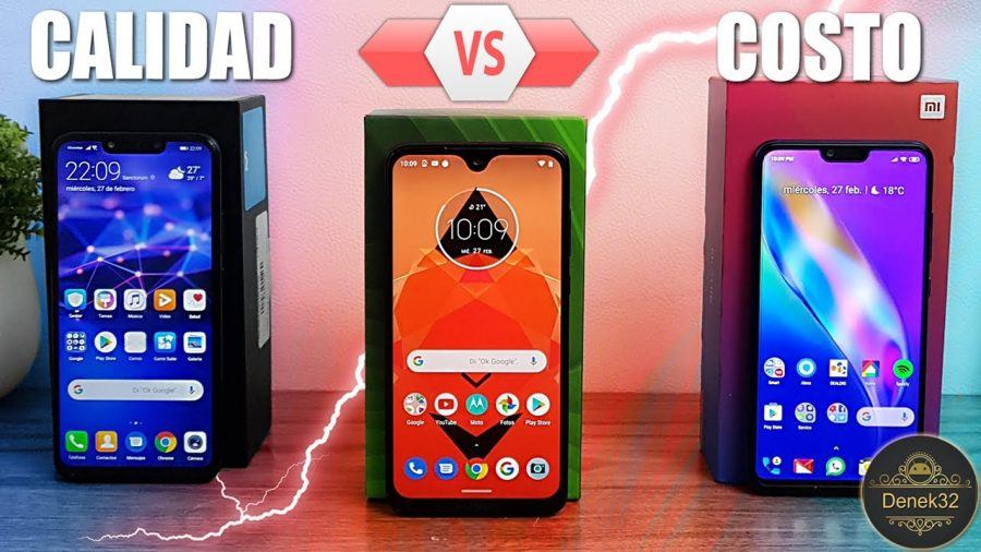 Comparativa Huawei Mate 20 Lite Y Xiaomi Mi 8 Lite 1