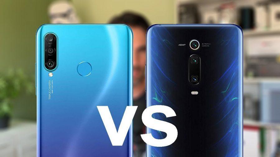 Comparativa Huawei P20 Pro Y Xiaomi Mi 9 1