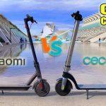 Comparativa Patinete Electrico Xiaomi O Cecotec 2