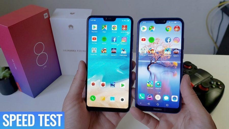 Comparativa Xiaomi Mi 8 Lite Vs Huawei Mate 20 Lite 1