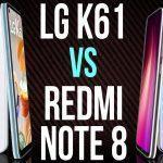 Comparativa Xiaomi Redmi Note 7 Y Mi A2 4