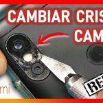 Cristal Camara Xiaomi Mi A2 4