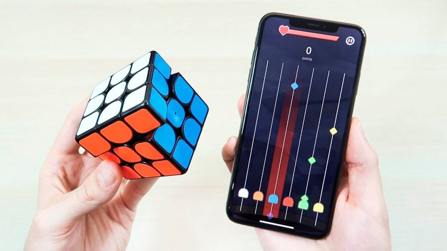 Cubo Rubik Xiaomi 1