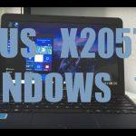 Driver Asus Eeebook X205Ta 3