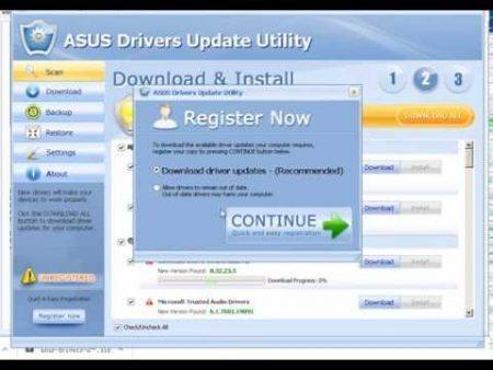 Driver Asus Ethernet Windows 7 1