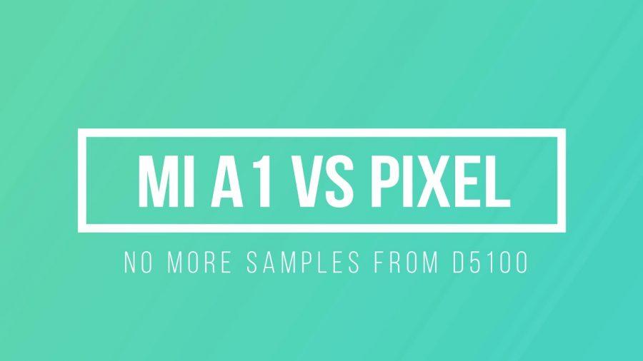 Dslr Camera For Xiaomi Mi A1 1