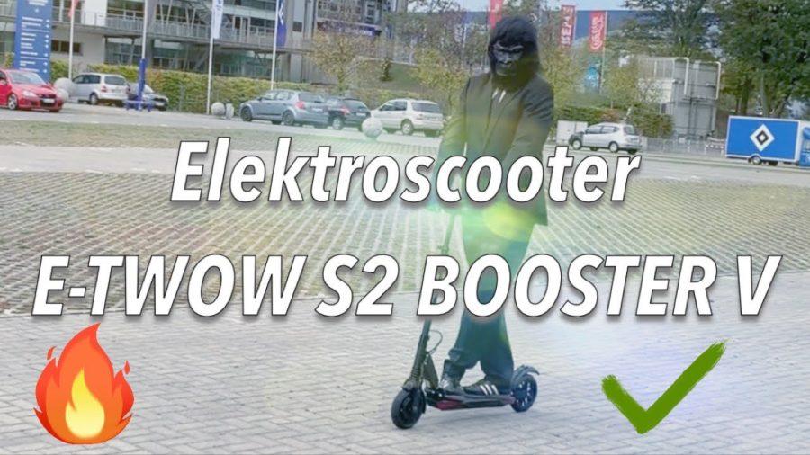 E Twow S2 Booster Plus Vs Xiaomi M365 1