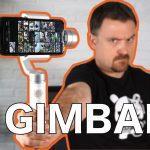 Estabilizador Xiaomi Mi Action Camera Handheld Gimbal 2