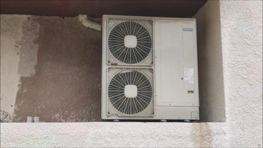 Fan Coil Hitachi 1
