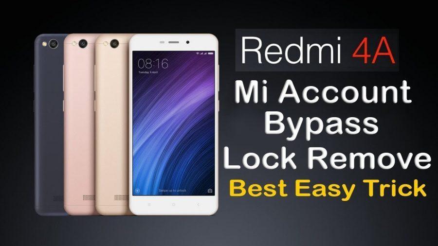 Fastboot Xiaomi Redmi 4A 1