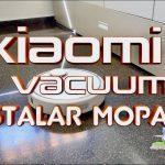 Fregar Xiaomi Vacuum 2 3
