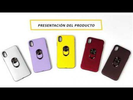 Funda Estilo Iphone Para Xiaomi 1