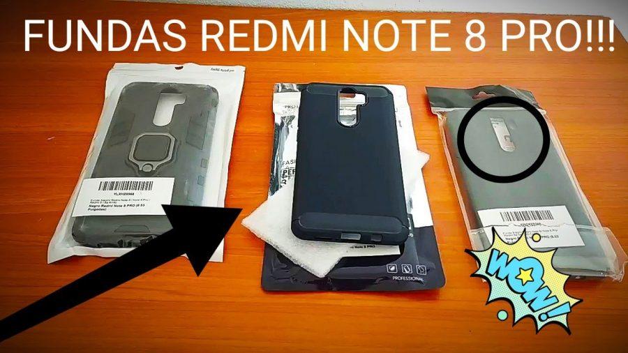Funda Para Xiaomi Mi 8 Pro 1