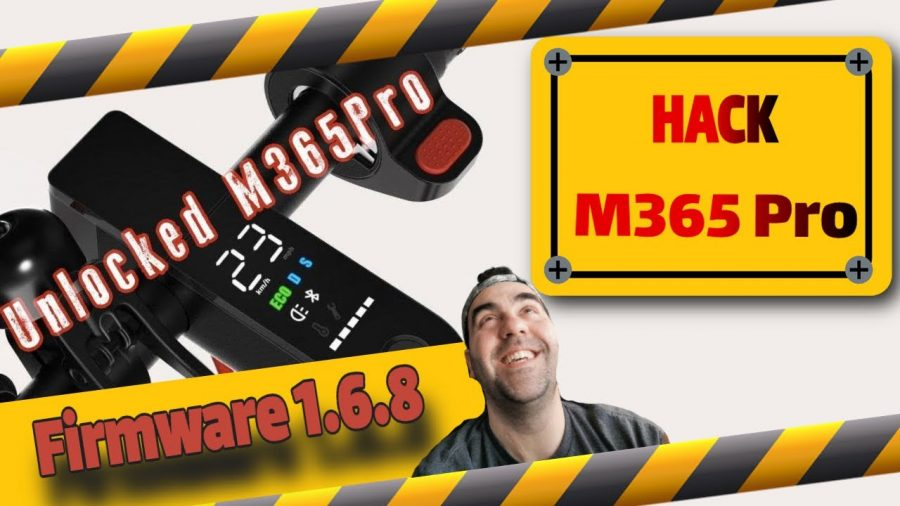 Hack Xiaomi M365 Pro 1