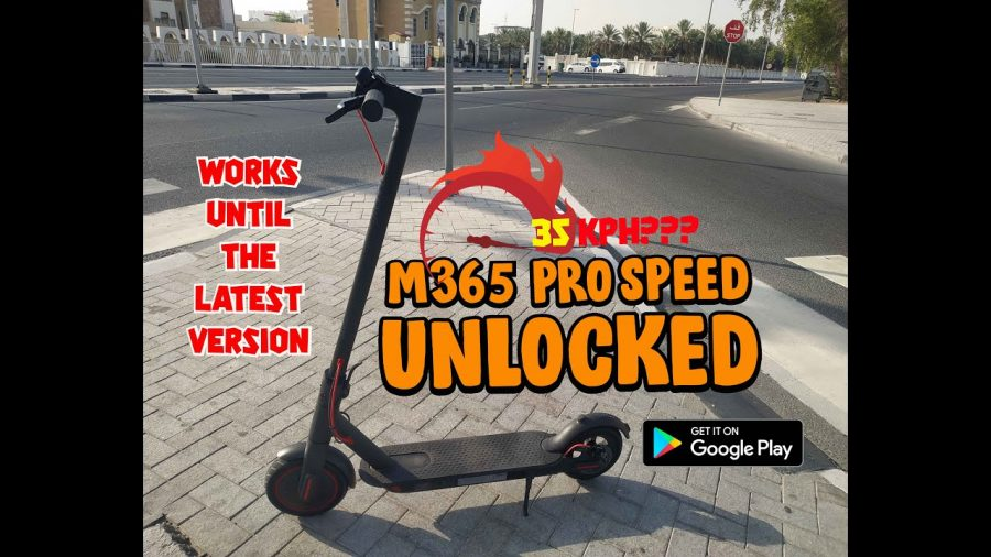 Hack Xiaomi Scooter Pro 1
