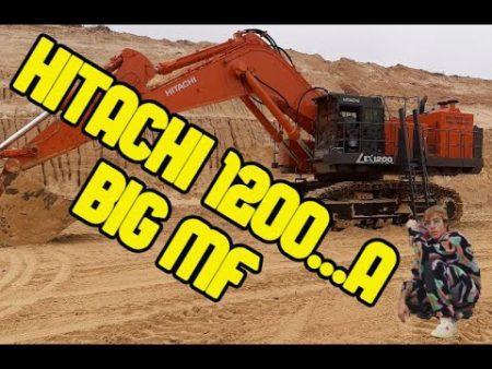 Hitachi 1200 1
