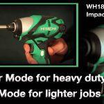 Hitachi 18V Tools 4