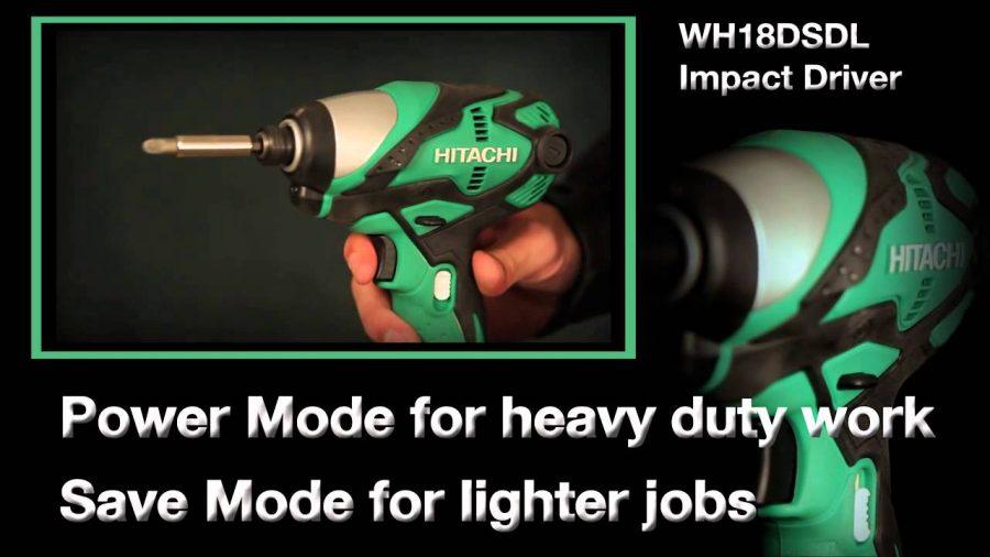Hitachi 18V Tools 1
