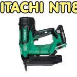 Hitachi 2 In 18 Gauge Brad Nailer 5