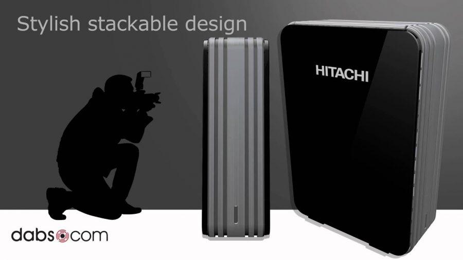 Hitachi 2Tb 7200Rpm 1