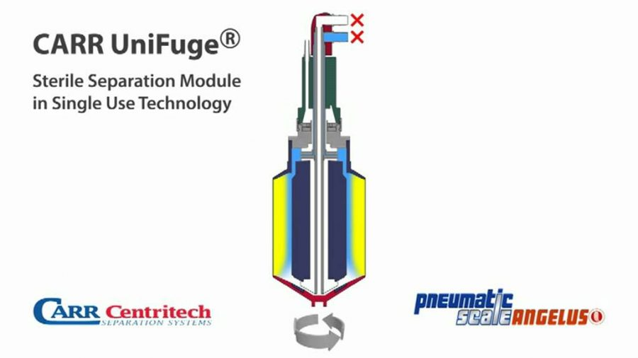 Hitachi Centrifuge 1